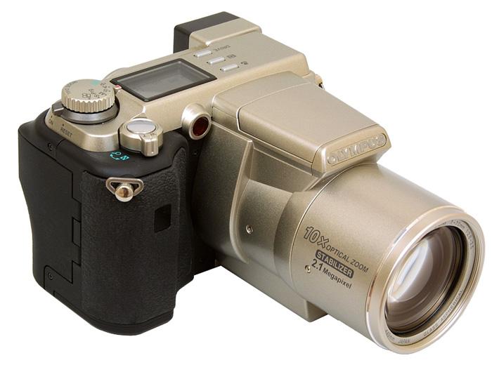 Olympus kamera C-2100 Ultra Zoom